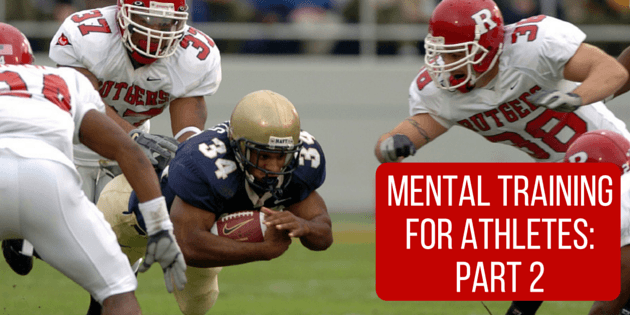 Mental Training for Athletes- Part 2
