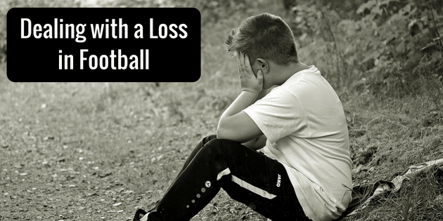 Dealing with a Loss in Football