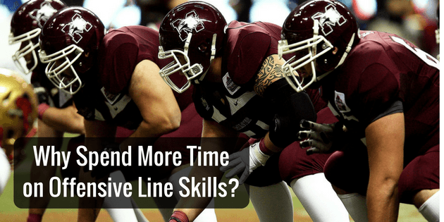 offensive line skills