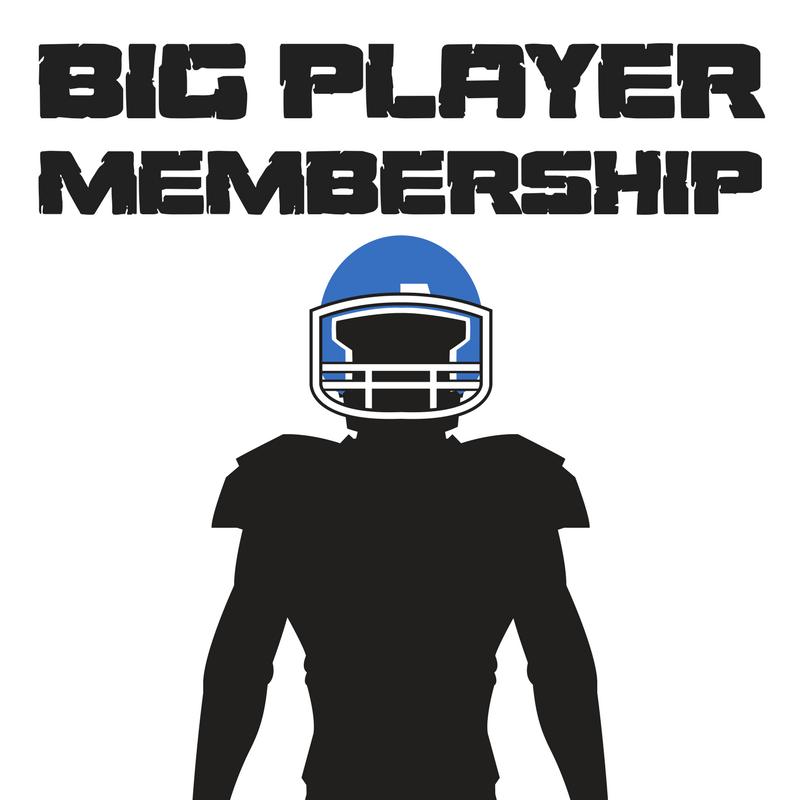 BIG Player Training Program