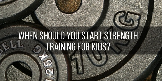 When Should You Start Strength Training for Kids?