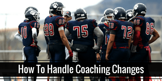 How to Handle Coaching Changes