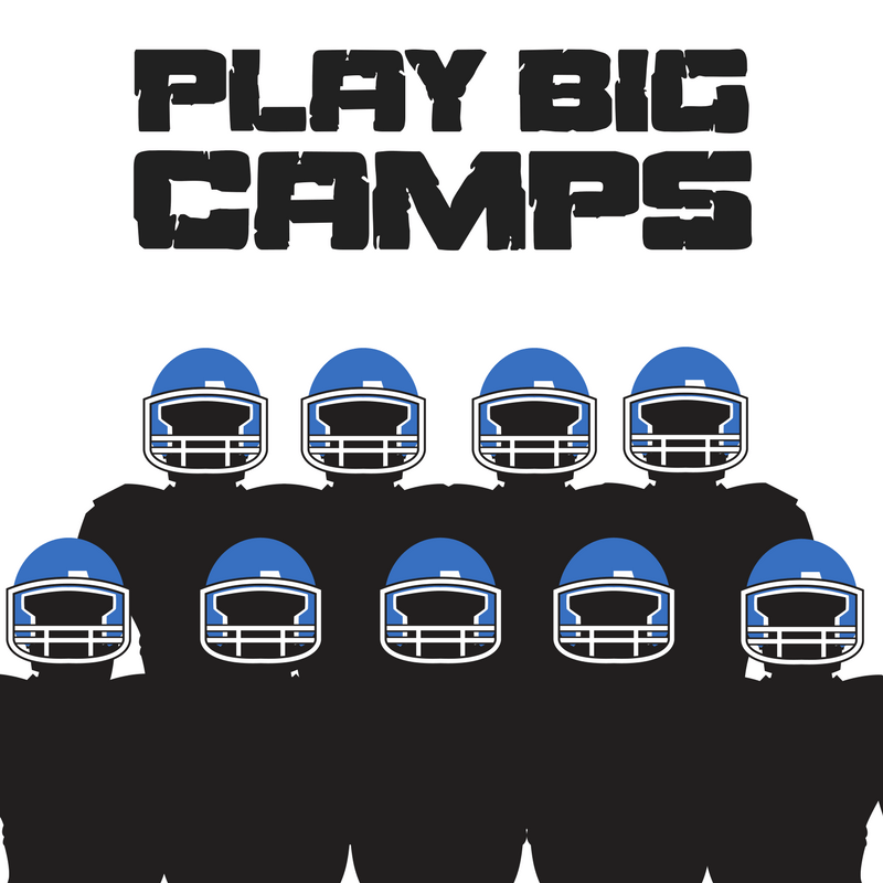 offensive and defensive line camp - big man camp