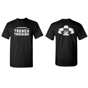 Trench Training Black Play BIG Shirt