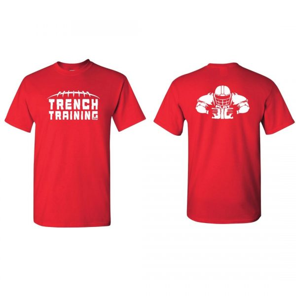 Trench Training Red Play BIG Shirt